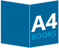 A4 Book Printing Icon