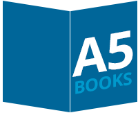 A5 Book Printing Icon